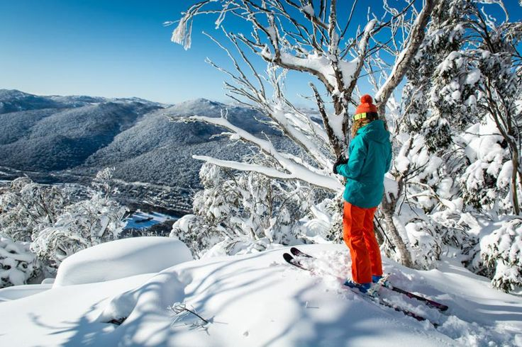 The Aussie ski resort with it all #escapesnaps Location: Thredbo