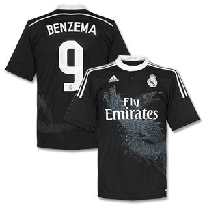 Adidas Real Madrid 3rd Benzema 9 Shirt 2014 2015 Real Madrid 3rd Benzema 9 Shirt 2014 2015 http://www.comparestoreprices.co.uk/football-shirts/adidas-real-madrid-3rd-benzema-9-shirt-2014-2015.asp