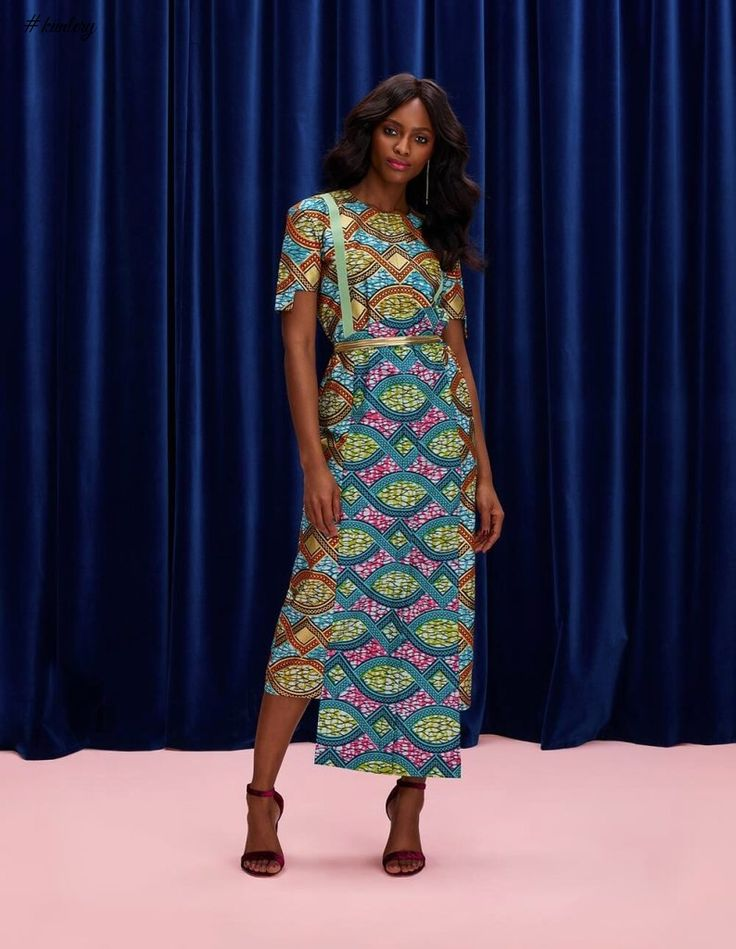 Celebrate With Style! Vlisco Releases New Collection In Collaboration With Jewel By Lisa