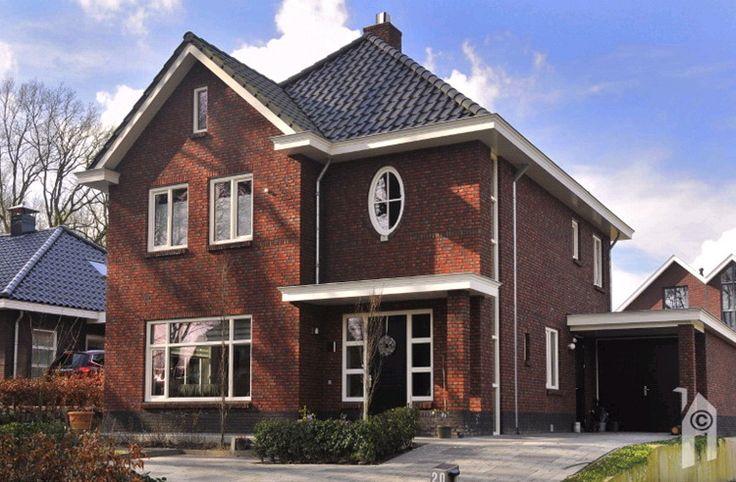 Herenhuis Nieuwbouw Baksteen