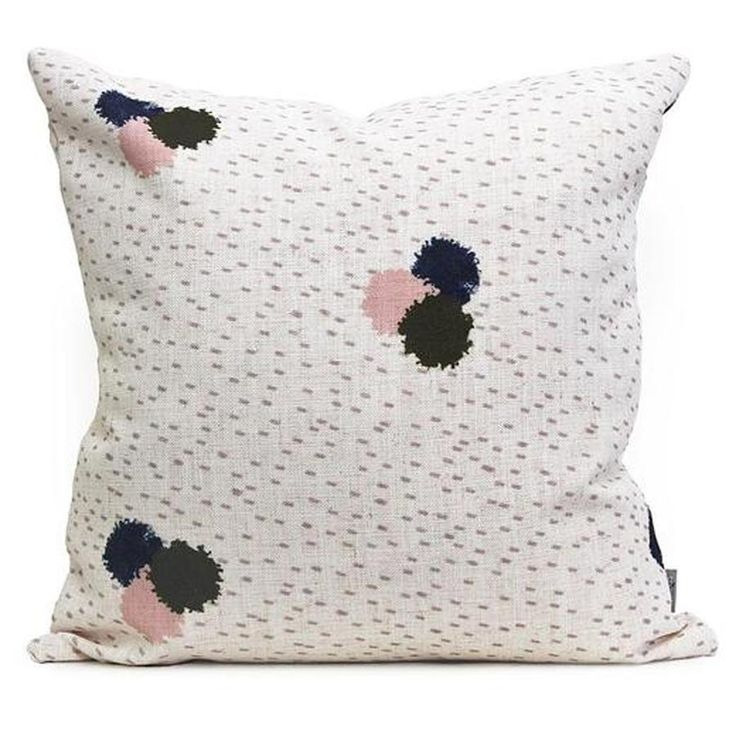 Sparkk designer cushion hand made in Australia. Available on indoor and outdoor fabric.