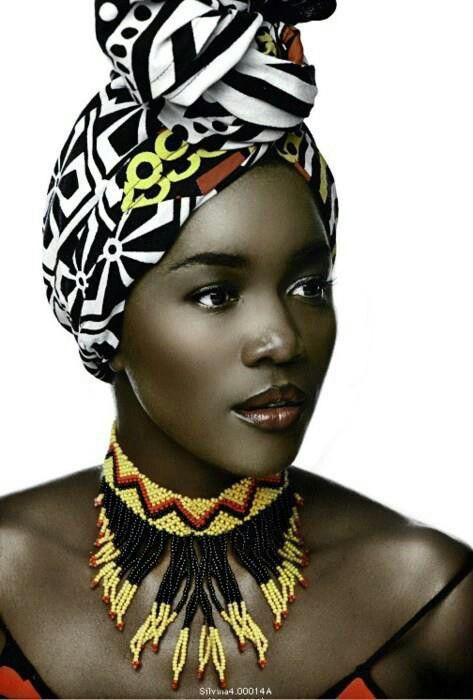 African Queen.