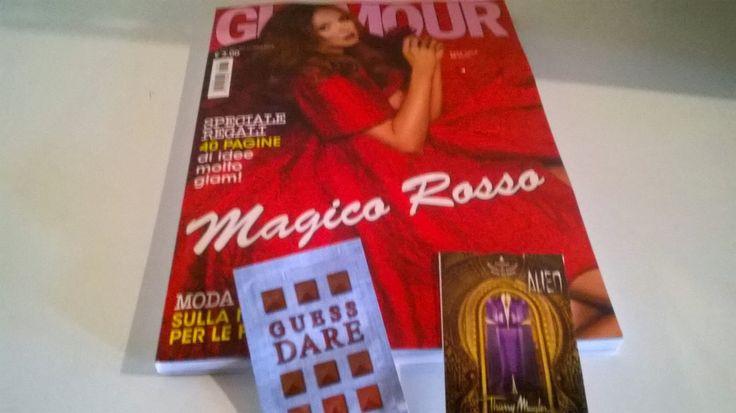 La Breccola: Omaggio ricevuto rivista Glamour