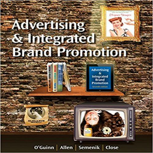 81 best findtestbank images on pinterest banks benefit and test bank for advertising and integrated brand promotion 7th edition by thomas oguinn fandeluxe Image collections