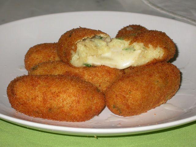 Appunti di cucina di Rimmel: Crocchè di patate