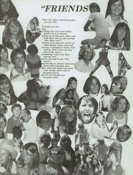 1983 Agoura High School Yearbook via Classmates.com