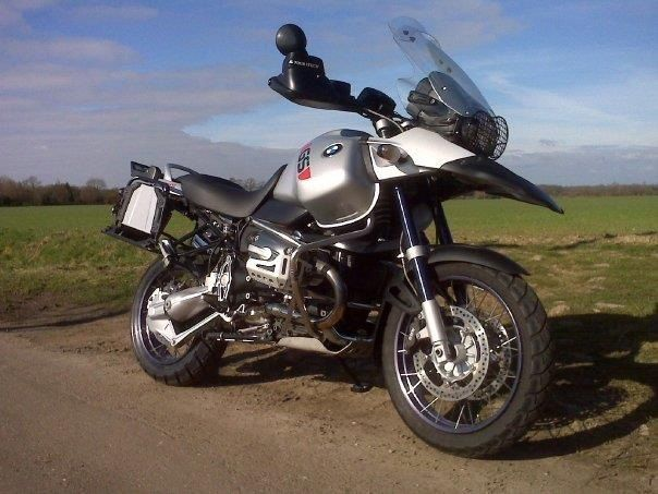 BMW R1150GS Adventure - Without Panniers