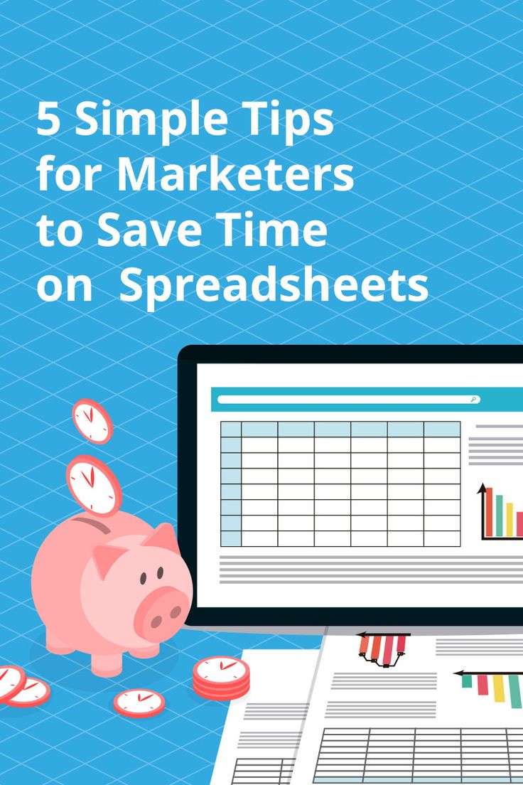 Don't waste your work hours fiddling with clunky spreadsheets! These quick excel tips will help you save you both time and sanity!
