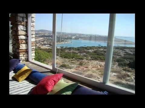 paros irene's view-villas