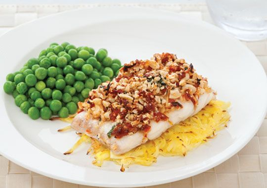 Free crumbed fish on potato rosti recipe. Try this free, quick and easy crumbed fish on potato rosti recipe from countdown.co.nz.