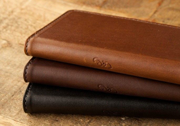 Leather wallet cases for the iPhone 6S Plus