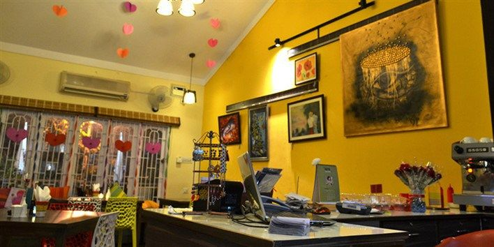 Bangalore has many coffee shops that pack in a lot of fun, activities and events. We bring to you 10 such art cafes where you can unleash your creative side.