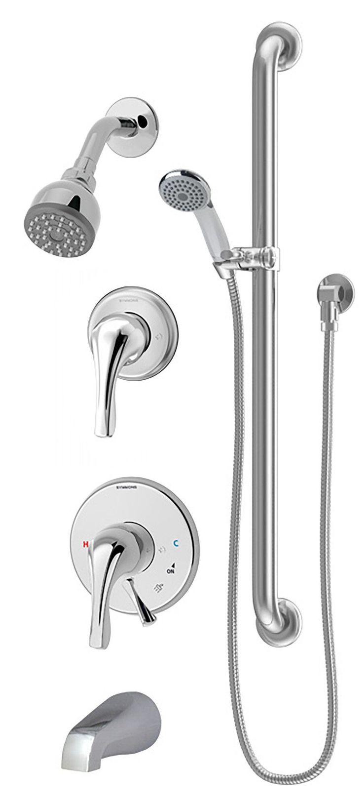 Origins Single Handle Tub And Shower Faucet Trim
