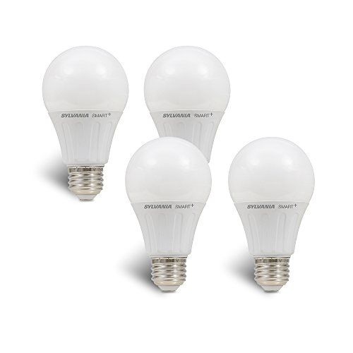 Sylvania Lightify Zigbee Soft White Dimmable A19 Led Bulb 10 Year