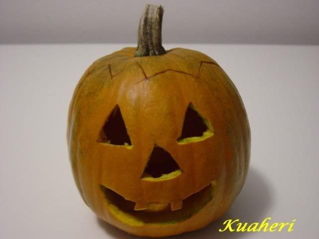 Zucca intagliata per Halloween - https://www.food4geek.it/zucca-intagliata-halloween/