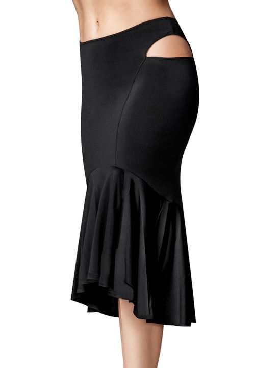 Sensu Tulipa Dance Skirt S4  Dancesport Fashion @ DanceShopper.com