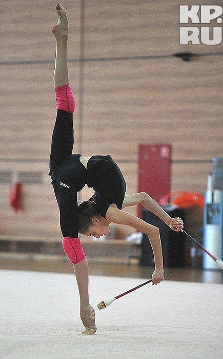Maria TITOVA (RUS) Clubs Training