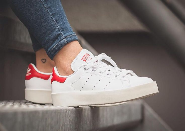 Adidas Stan Smith Bold W (S32267)(S32266) White Collegiate Red  USD90 on Sale #solecollector #dailysole #kicksonfire #nicekicks #kicksoftoday #kicks4sales #niketalk #igsneakercommuinty #kickstagram #sneakflies #hyperbeast #complexkicks #complex #jordandepot #jumpman23 #nike #kickscrew #kickscrewcom #shoesgame #nikes #black #summr #hk #usa #la #ball #random #girl #adidas