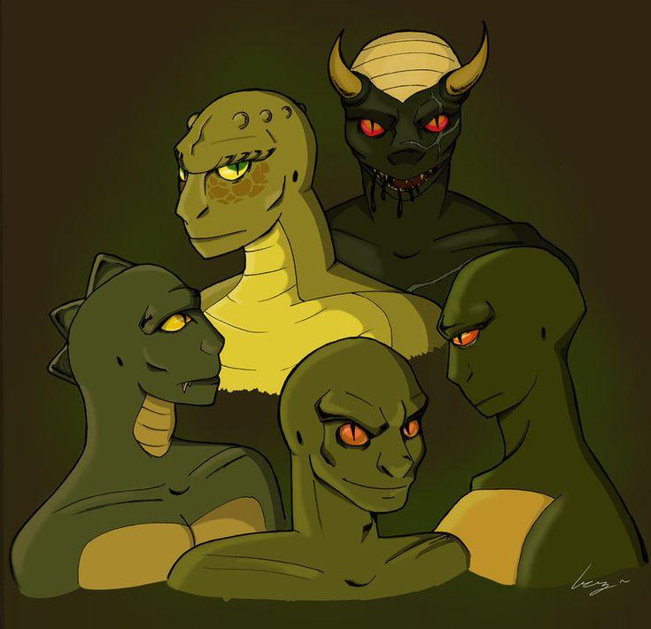 Откуда пошли теории заговора о рептилоидах (3 фото) http://nlo-mir.ru/teoria/47880-zagovora-o-reptiloidah.html