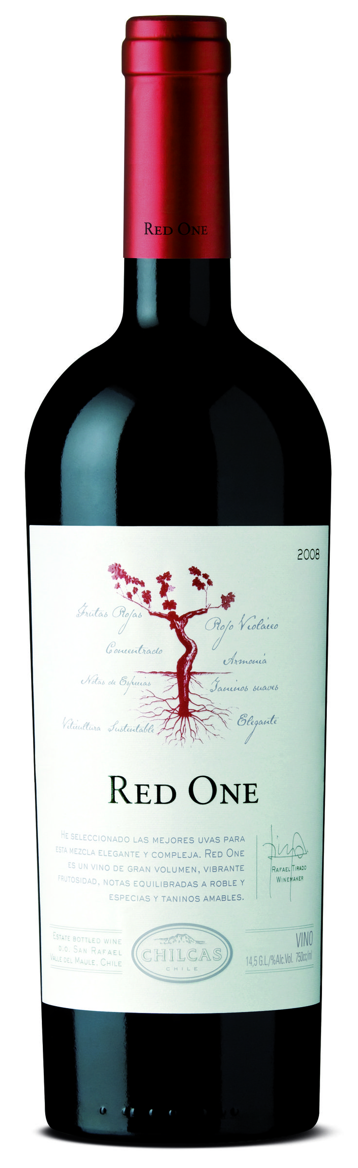 Red One - Chilcas Via WInes Chile