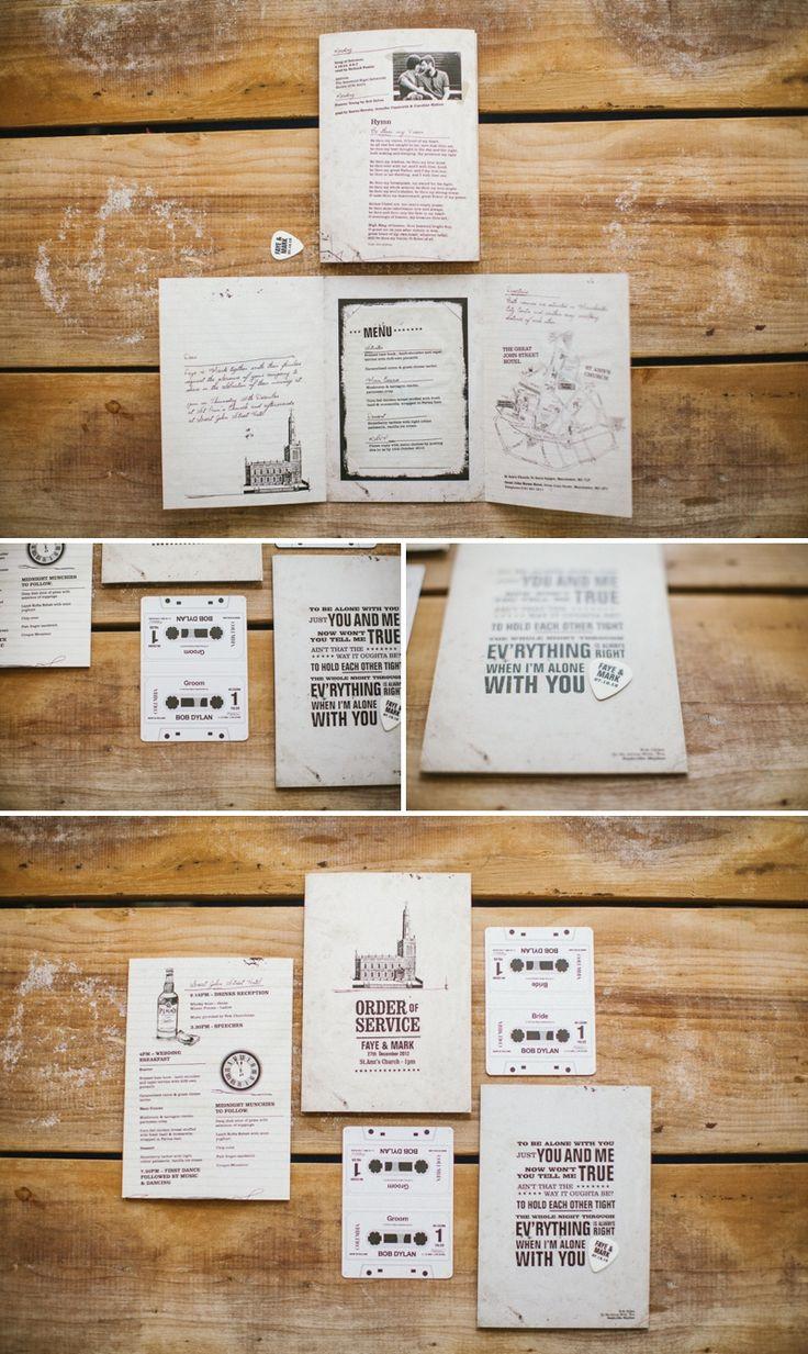 Perfect Paper Pretty: Weddings Vintage