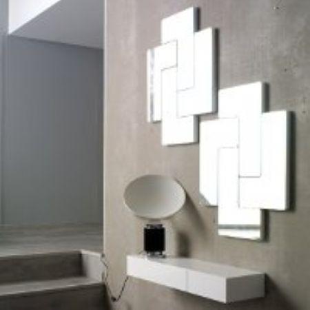 recibidor tetris 47 - mueble de entrada diseño