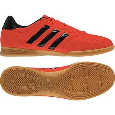 CHUTEIRA ADIDAS GOLETTO - Chuteira de futebol de salão leve e confortavel. http://www.decathlon.com.br/esportes-coletivos/futebol/chuteiras/chuteira-adidas-goletto_33646?chosen=laranja