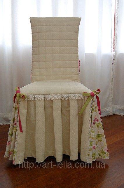 Чехол с бантом на стул, фото 3