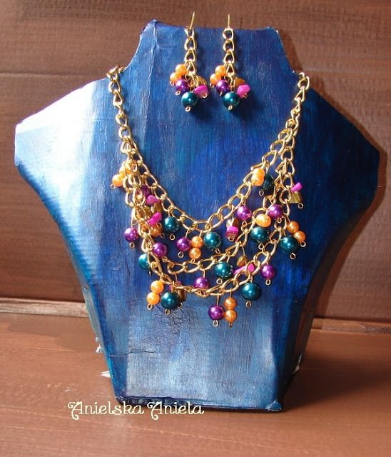 DIY...Dior inspired jewellery...