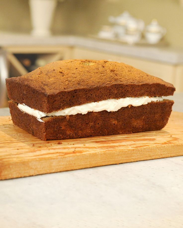 This easy-to-make banana bread is moist and delicious -- because the batter is enriched with the addition of sour cream.