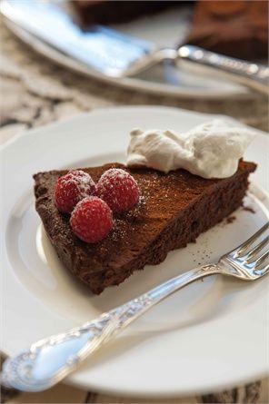 Torta al cioccolato senza farina - VanityFair.it - Csaba dalla Zorza