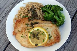 Chicken Scallopini: Looks easy and delicious, probably will cut back ...
