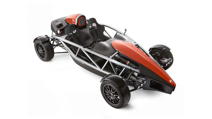 * Win an Ariel Atom 3.5 - Ticket Price £5.00