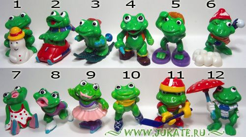 1993 Frogs