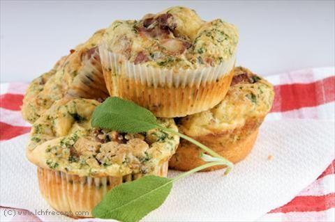 LCHF-Recept: Ägg och bacon muffins