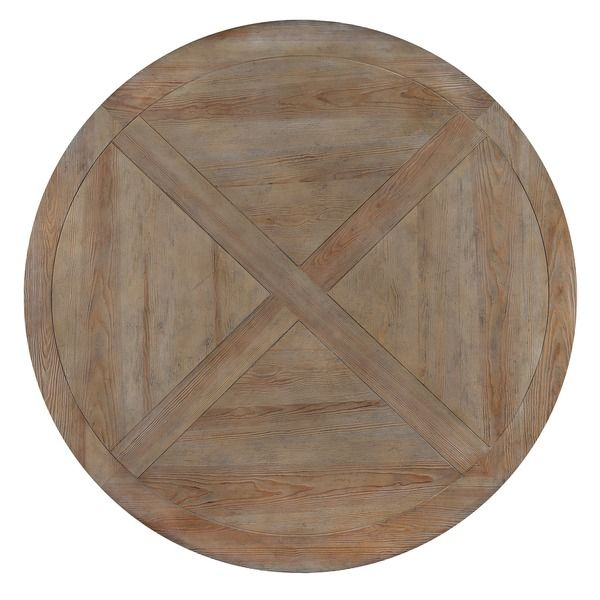 Shop Benchwright Rustic X Base 48 Inch Round Dining Table: 1000+ Ideas About 60 Inch Round Table On Pinterest