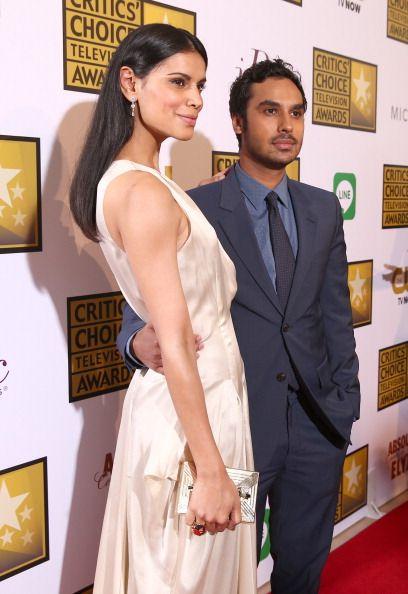 actor Kunal Nayyar and wife Neha Kapur