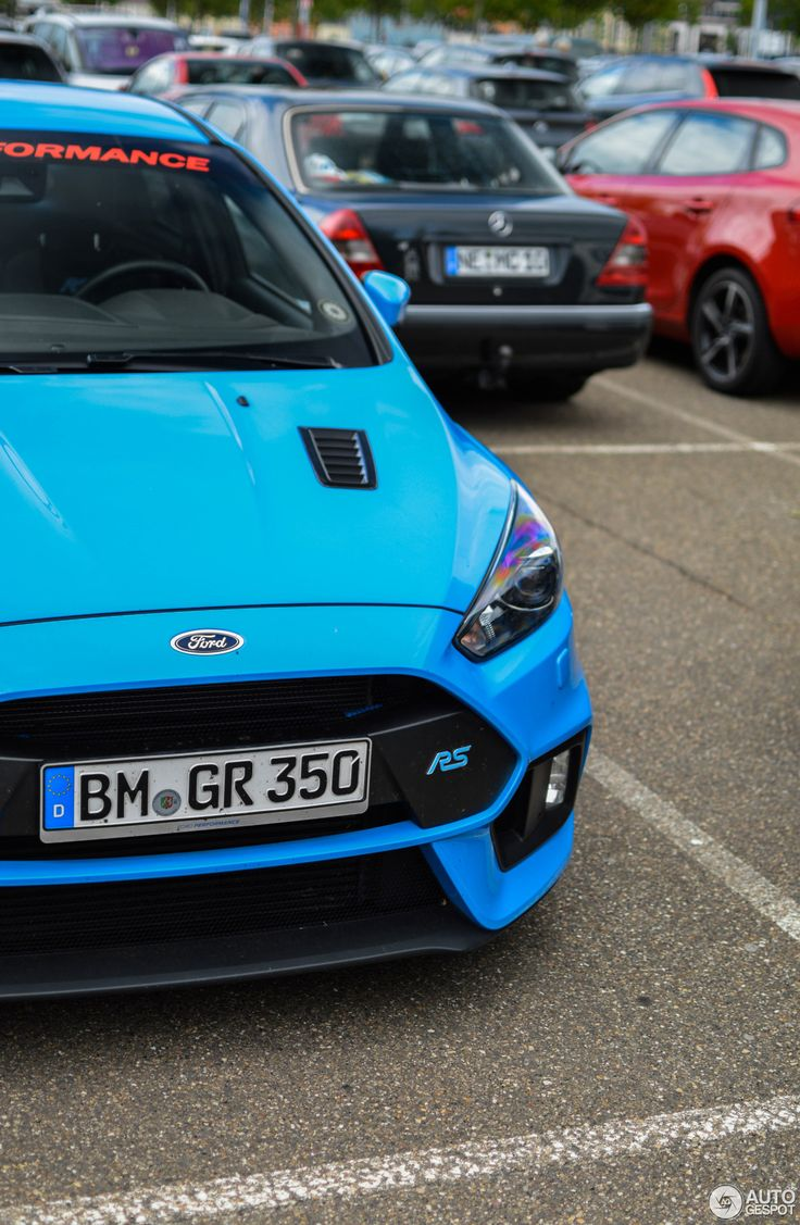Ford Focus RS 2015 3