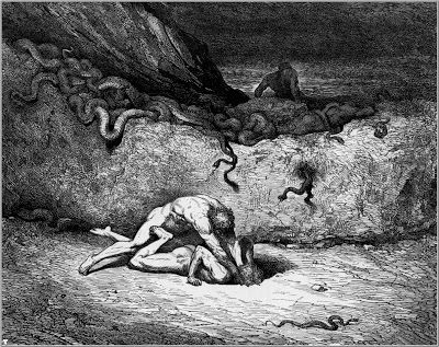 Inferno de Dante, Gustave Doré | Paulowdesigner's Blog