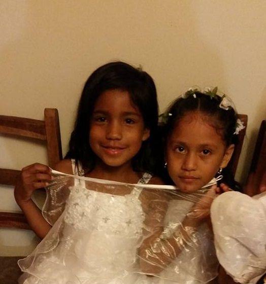 Baptêmes des enfants du Point-Cœur de Guayaquil, Equateur