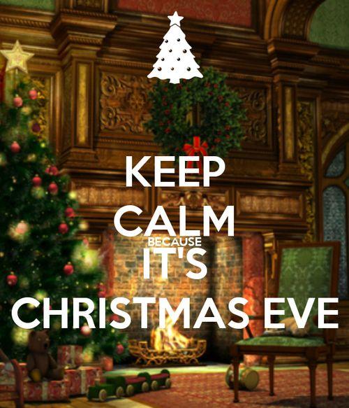 Christmas eve <3