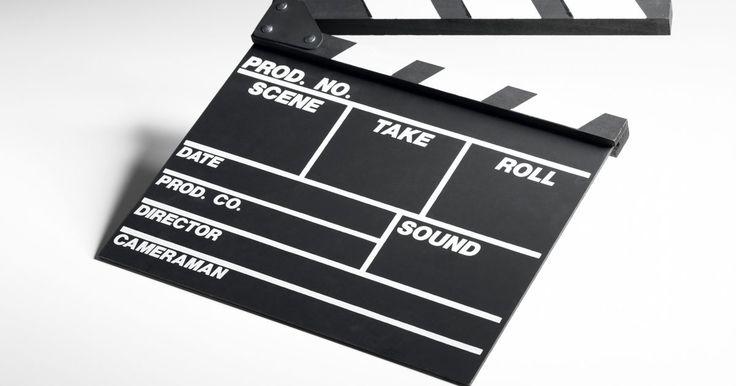 """Como vender sua história para produtores de cinema. Um filme geralmente começa com um lance, ou """"logline"""", uma breve descrição da história que valoriza a ideia do filme como negócio vendável. Quando vender sua história para um produtor de cinema, primeiramente você deve ser capaz de transmitir claramente sua ideia básica da história antes de entrar em detalhes. Geralmente, os produtores procuram o ..."""