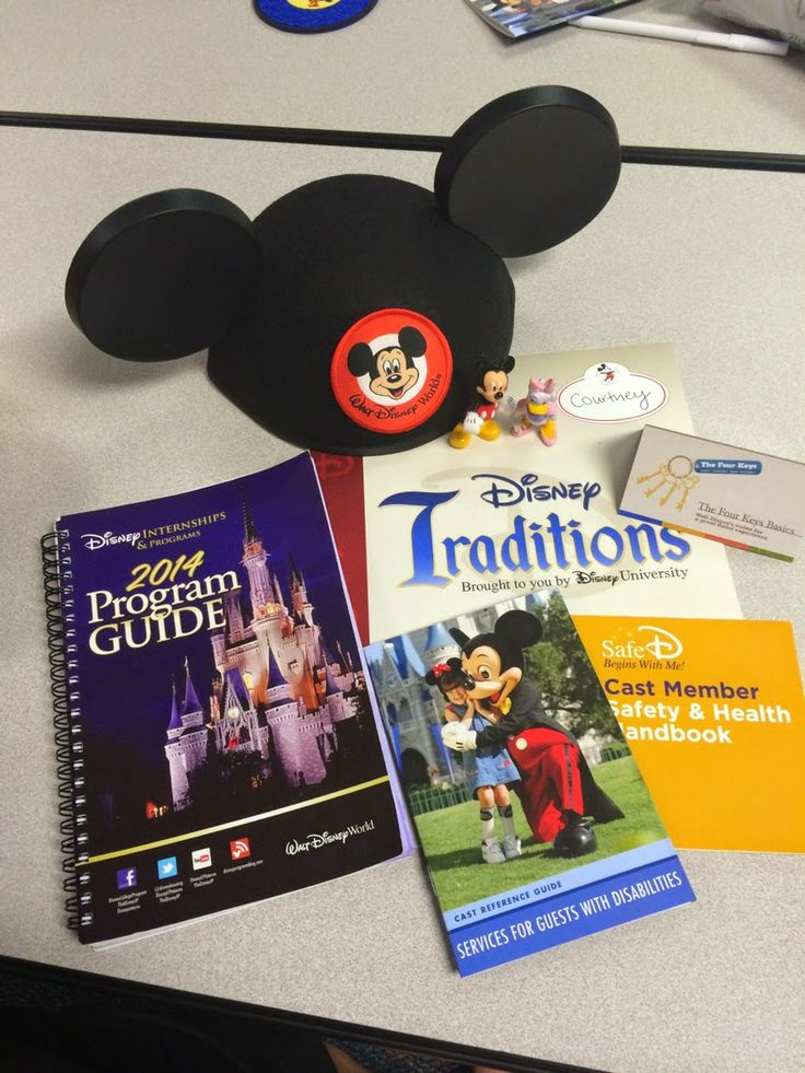 Courtney's Disney College Program Blog Walt Disney World Vacation Planner DCP Fall Advantage 2014: Traditions