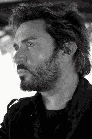Simon Le Bon (Still gorgeous, though I do wish he'd lose the beard)