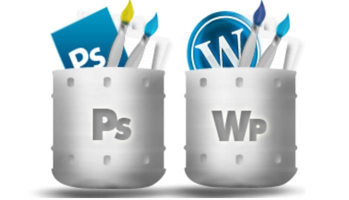 Converting #PSD to #WordPress - Steps That Ease This Conversion  #WebDesign #WebDevelopment