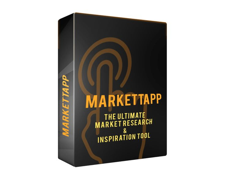Unearth Secret Niches (and MicroNiches) With the Most Powerful Niche Marketing Software... Introducing the Ultimate Market Research & Inspiration Tool     MarketTapp Reveals Hidden UNTAPPED Niche Markets Drills DEEP To Spotlight Ideas & Opportunities You'd NEVER Think Of On Your Own Exposes Buried PROFITS! Removes the Confusion of Knowing Which Niche Markets Are Actually Out There!…