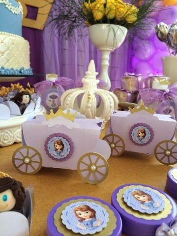 scrap festa princesa sofia - Pesquisa Google