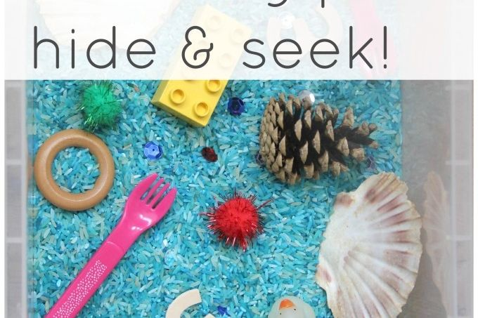 Toddler Play: Matching Pairs Hide and Seek Game from one of my favorite web sites ... the imagination tree