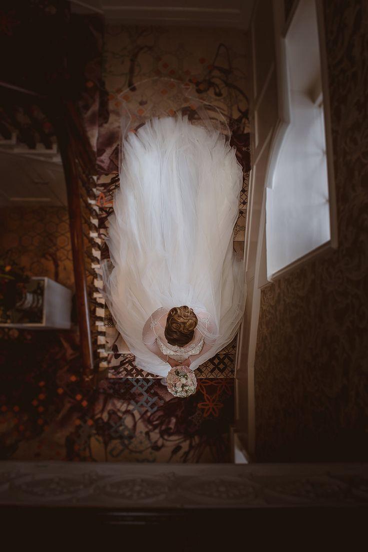 Stoke Place Wedding |Abbie + Ozzy