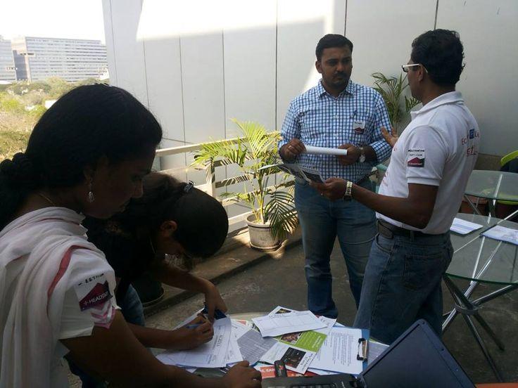 eetti Our team members working hard : )  visit http://eetti.com....